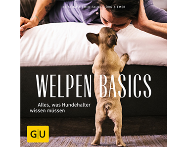 Welpen Basics - das Welpenbuch - Cover